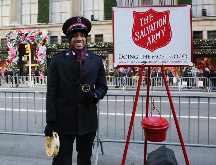 Ever Wonder How Salvation Army's Red Kettles Became A Holiday Icon?